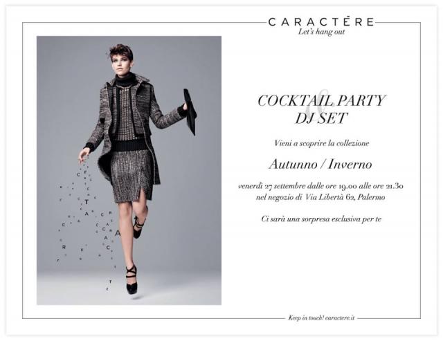 Invito Caractère