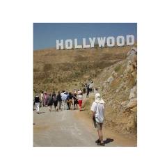 Hollywood-2001-di-Maurizio-Cattelan