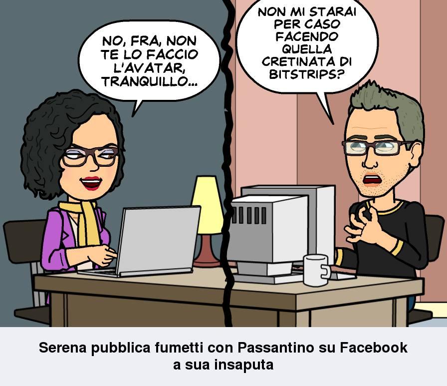 Bitstrips Palermo