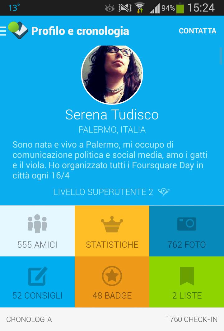 Foursquare Palermo