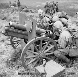 cannone II guerra mondiale