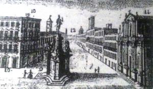 Piazza Sant'Anna pedonale