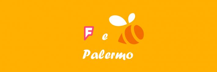Foursquare e Swarm Palermo su Twitter