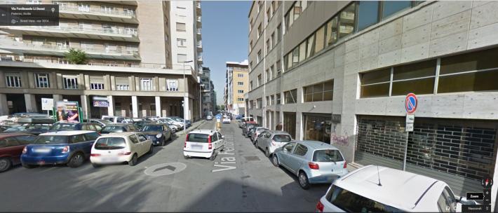 Un giorno di ordinaria violenza a Palermo, tutta per me