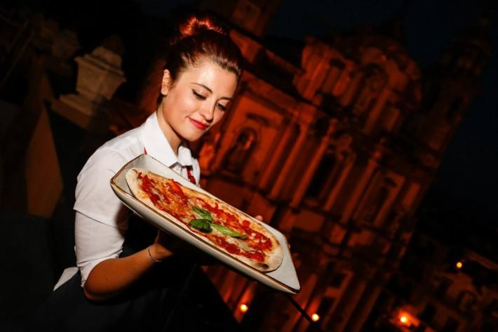 OBICA' porta la pizza a Palermo