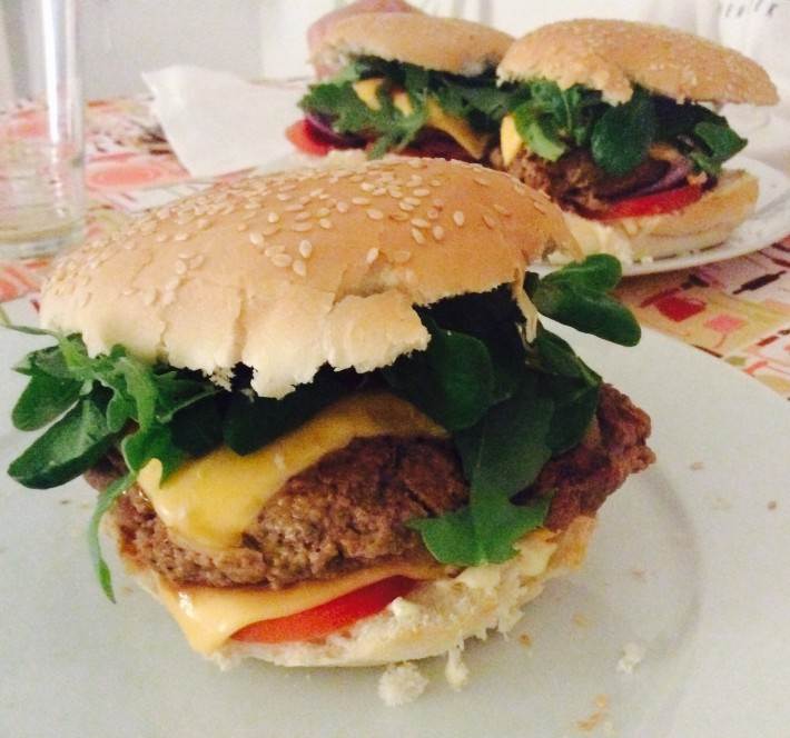 Passandisco Burger