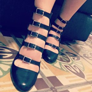 scarpe stivaletti
