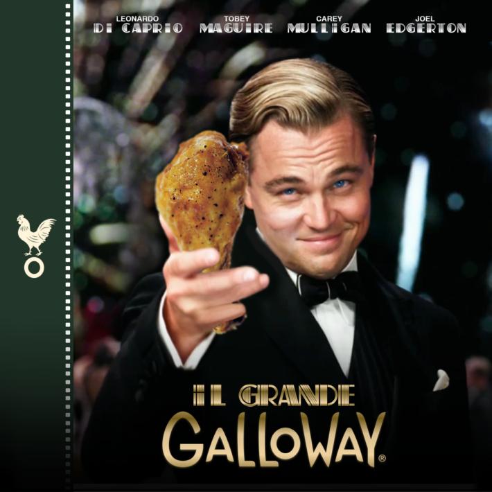 Galloway ti porta al cinema l'occasione per foodies e cinefili