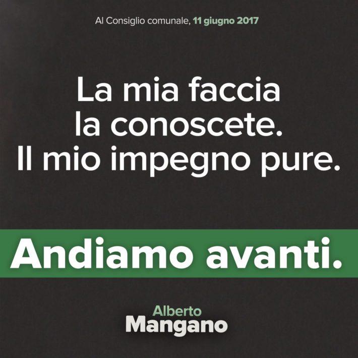 Il primo candidato senza foto…a Palermo