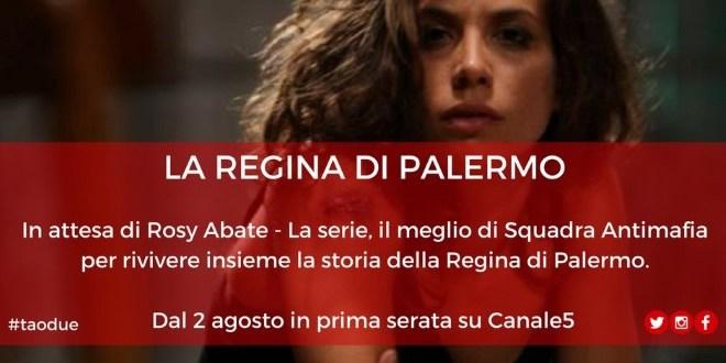 Rosy Abate non è la regina di Palermo