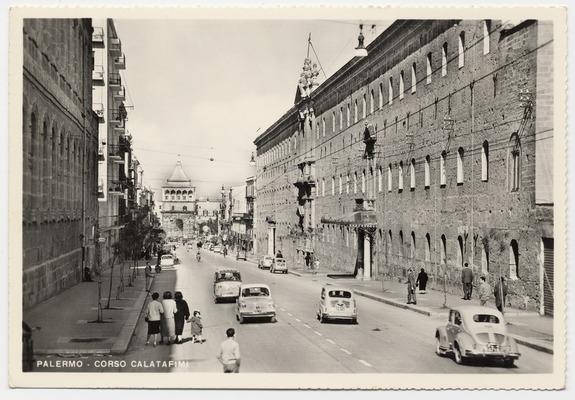 L'Esclusa di Corso Calatafimi