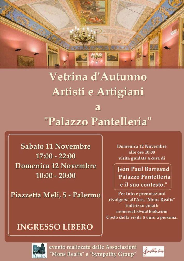 Il Palazzo Pantelleria nel suo contesto