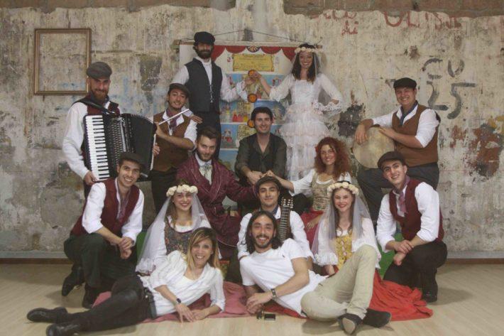 Opera Lapa, l'opera cuntata dal Teatro Ditirammu