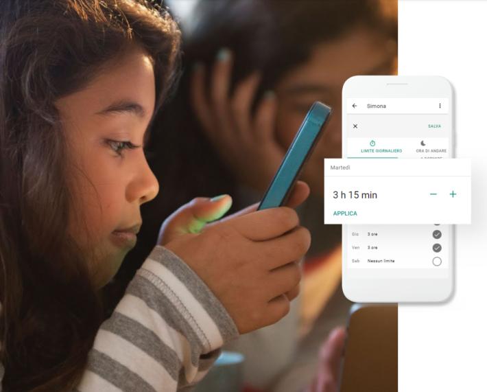 Google Family Link: aiuta la tua famiglia a creare abitudini digitali sane