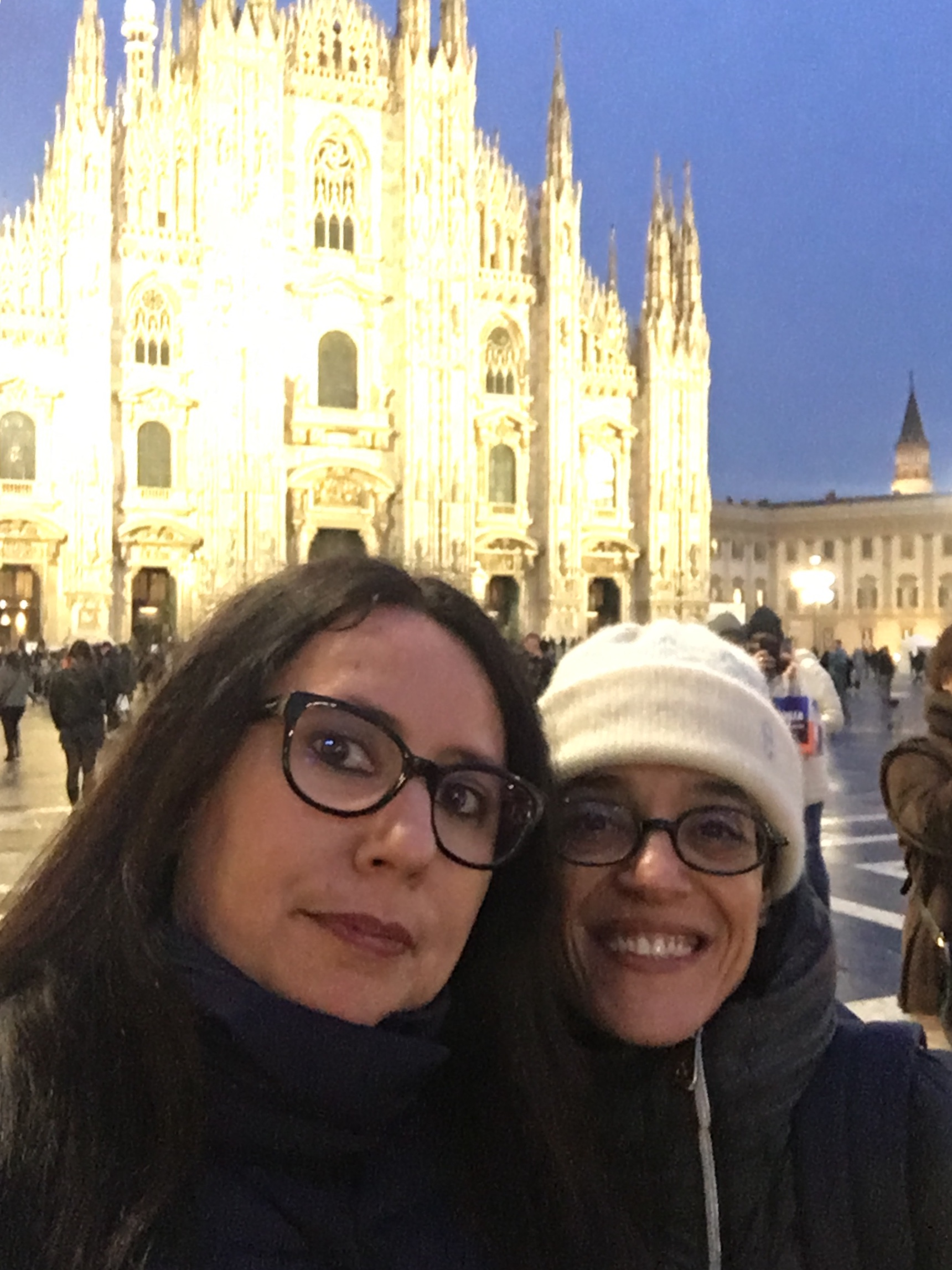 Michela Marzano Serena Tudisco