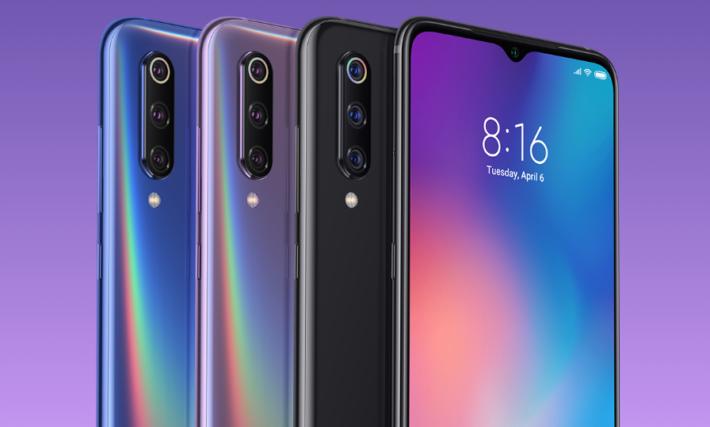 Xiaomi Mi 9: finalmente in vendita