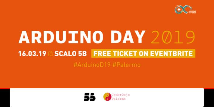 L'Arduino Day a Palermo alla Fiera del Mediterraneo