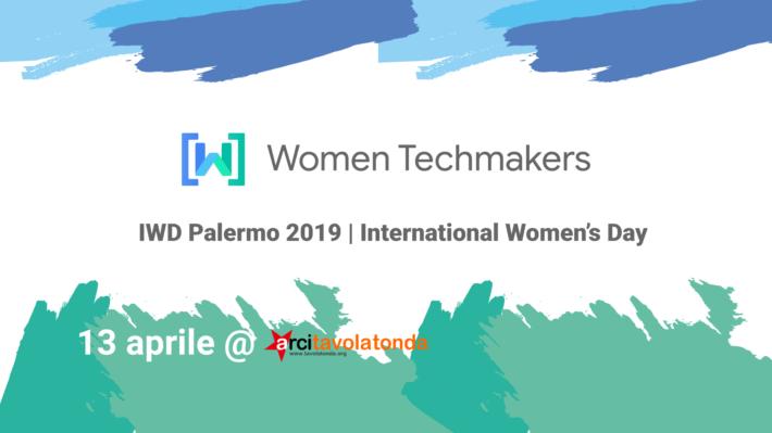 IWD Palermo 2019 – International Women's Day