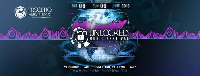 L'8 giugno riapre a Palermo il Velodromo Borsellino con Unlocked Music Festival Musica