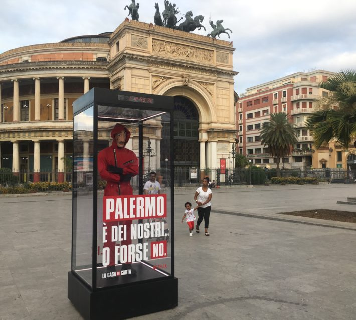 La Casa di Carta: Palermo è il nuovo personaggio!