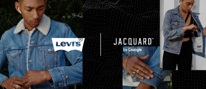 "Levi's e Google realizzano un ""geek jacket"""